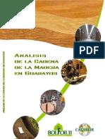 Analisis Cadena Madera Guarayos