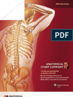 2009 Anatomical Chart Company Catalogue- Unpriced version