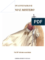 Giovanni Paolo II - Dono e Mistero
