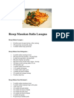 Resep Masakan Italia Lasagna.docx