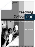 Teaching Collocation Leckman