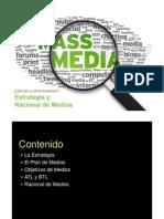 MC004 La Estrategia de Medios