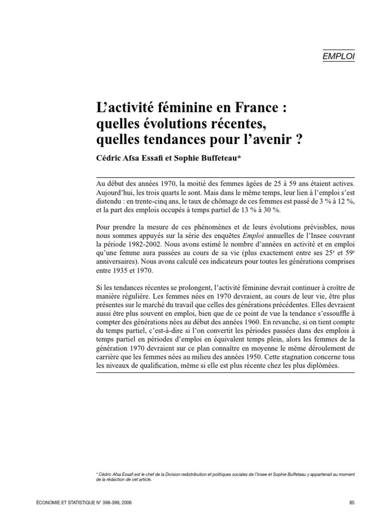 b996c44657d687 Insee Activite Feminine