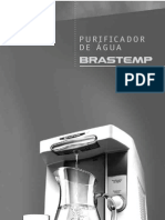 Manual Purificador de Agua Brastemp