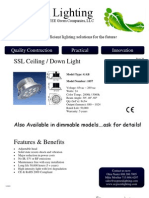 26293689 Ceiling Lights