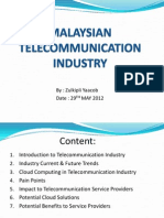 Telecommunication Industry in Malaysia - IBM