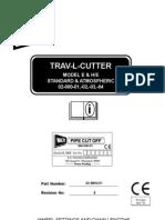 Trav L Cutter Manual