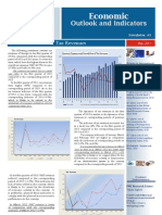 Tax Revenues, Economic Outlook and Indicators