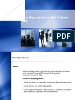 Oracle eBS Data Migration & Conversions