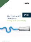Deloitte/SEB CFO Survey in Finland