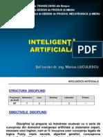 inteligenta artificiala curs1