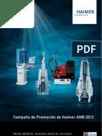 Promocion Haimer en ABM 2012