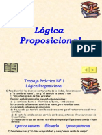 01 Lógica Proposicional