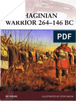Osprey - Warrior 150 - Carthaginian Warrior 264-146 BC