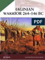 Osprey - Warrior 150 - Carthaginian Warrior 264-146 BC