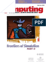 IEEE Computing in Science and Engineering Magazine May Jun 2004