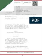 Ley 20255 (2008) Establece Reforma Previsional