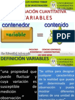 3 Variables