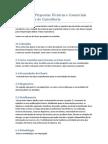 Como Fazer Propostas Técnicas e Comerciais para Projetos de Consultoria