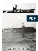 Masthead Lookout (Hardback) by Geoff Shelton