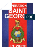 Operation Saint George by J.G. White