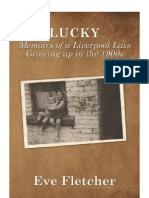 Lucky - Memoirs of a Liverpool Lass Growing Up in the 1900s by Eve Fletcher
