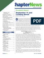 SLANY ChapterNews Newsletter Fall 2001