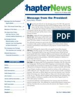 SLANY ChapterNews Newsletter Winter 2003