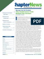 SLANY ChapterNews Newsletter Spring (?) 2003