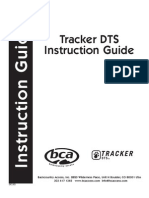 BCA Tracker Instructional Guide
