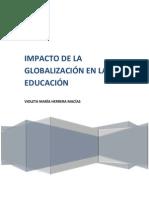 globalizacion en la educación