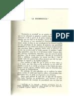 MACEDONIO FERNÁNDEZ - La desherencia