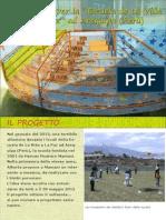 Un mosaico in Perù