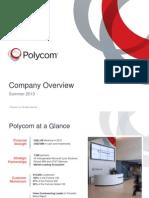 Polycom - Overview