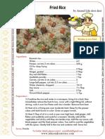 ISKCON desire tree -Fried Rice