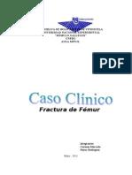 Caso Clínico Fractura romulo