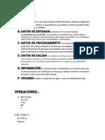 Consulta y Operaciones Luis Sena
