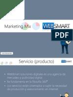 Marketing Mix - WebSmart Soluciones Digitales