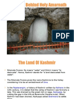 The Truth Behind Holy Amarnath