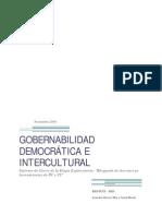Gobernabilidad Democratica e Intercultural 239