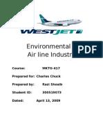 WestJet Charles Project