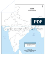 Political Map india