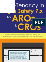 Pharmacovigilance and Drug Safety Database for CROs and AROs