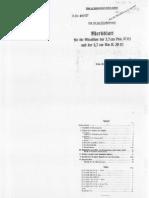 H.Dv.481-127 Merkblatt für die Munition der 3,7cm Pak 37t und der 3,7cm Kw.K. 38t - 06.06.1942