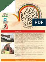 VIVA LA VITA! FIM ed ISCOS insieme per la Colombia