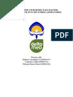 Tugas Paper Uji Biokimia Pada Bakteri