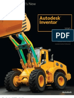 Inventor 2010 Tech Whats New
