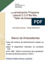 Sistematización Programa Laboral C