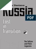 Russia—Lost Transition