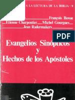 Auneau, Joseph - Evangelios Sinopticos y Hechos de Los Apostoles